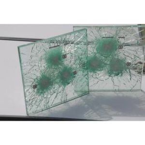 Bulletproof Laminated Glass From 6.38-43.20mm pictures & photos