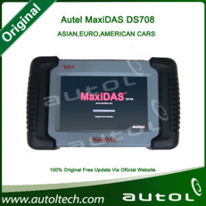 Original Autel MaxiDAS DS708 Automotive Diagnostic and Analysis System Update Online pictures & photos