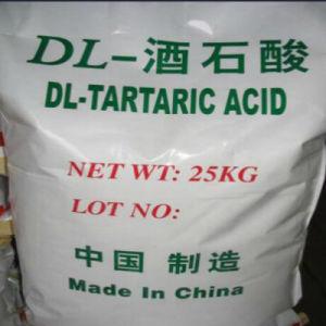 Food Additives L-Tartaric Acid, D-Tartaric Acid pictures & photos