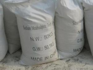 High Quality Industrial Grade Purity 99% Anhydrous Sodium Sulphate pictures & photos