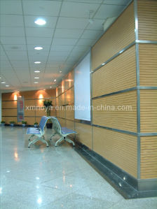 Acoustic Sound Absorption Wooden Panel for Interior Wall Decoration pictures & photos