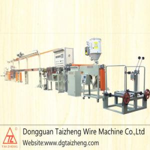 Tz Single Screw Plastic Extruder Machine pictures & photos