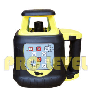 Green Laser Electronic Automatic Leveling Rotary Laser Level (SRE-208G) pictures & photos