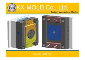 Plastic Injection Mould/Industrial Part Mold pictures & photos