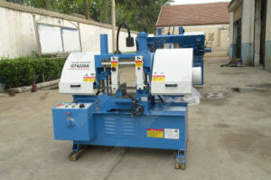 Double Column Horizontal Sawing Machine (GH4228, GH4235) pictures & photos