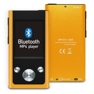Promotional Bluetooth MP4 Player pictures & photos