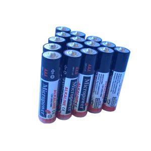 Remote Control Alkaline Battery AAA/Lr03 pictures & photos