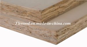 Poplar Veneered OSB for Laminating Melamine Paper or Veneer pictures & photos