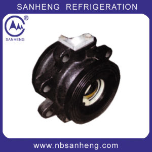 Flange Valve Body Used for HVAC Parts pictures & photos