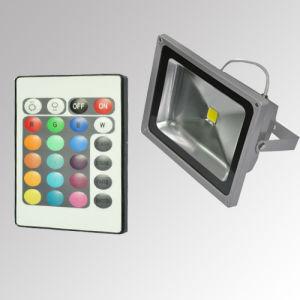 30w RGB LED flood light pictures & photos