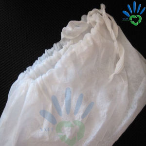 100% Polypropylene Nonwoven Fabric for Shoe Cover Packing pictures & photos