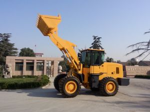 Ce Certificated Wheel Excavator Zl30f pictures & photos