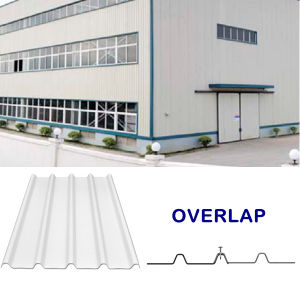 Industrial PVC Plastic Roofing Sheet pictures & photos