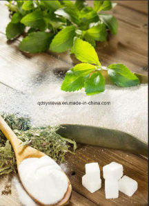 Low Calorie Plant Extract Rebaudioside a 98% Stevia Sugar pictures & photos