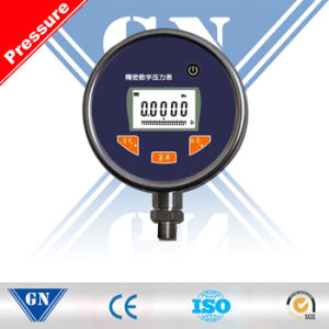 Cx-DPG-Rg-51 Stainless Steel Digital Pressure Gauge with Safety Requirement (CX-DPG-RG-51) pictures & photos