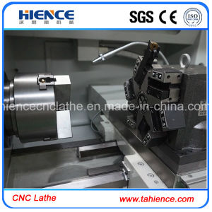 High Quality Tool Post CNC Lathe Ck6132A pictures & photos