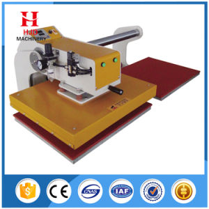 Hot Sale Double-Position Heat Transfer Printing Machine Pneumatic pictures & photos
