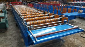 Kenya Style Roll Forming Machine Metal Sheets Use for Roof and Wall pictures & photos