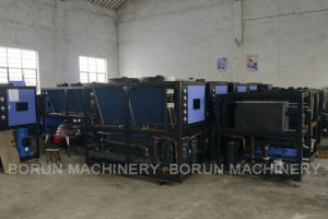 Industrial Used Air Cooled 25HP 30HP 35HP 40HP Water Chiller pictures & photos