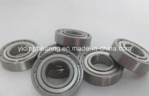 6202zz Stainless Steel Deep Groove Ball Bearing pictures & photos