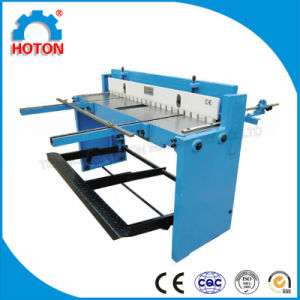 CE Approved Foot Cutting Shearing Machine (Foot Cutter Q01-2X1000) pictures & photos