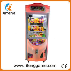 Coin Operated Amusement Arcade Toy Crane for Game House pictures & photos