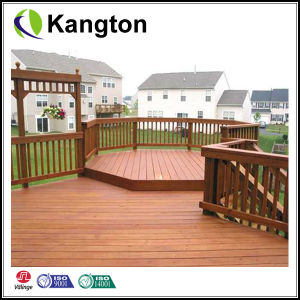 Mothproof & Weather Resistant WPC Outdoor Decking (WPC) pictures & photos