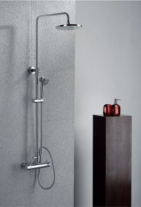 Single Lever Chrome Wall Hung Shower Faucet pictures & photos