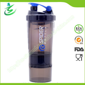 500ml Spider Bottle Mini Top Nutritional Shaker Bottle pictures & photos