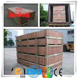 Rucobond Building Material PVDF PE Aluminum Composite Panel (RUCO15-4) pictures & photos
