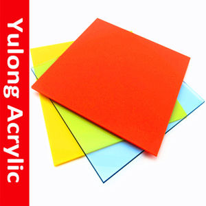 China Supplier 2mm Color Cast Acrylic Sheet pictures & photos