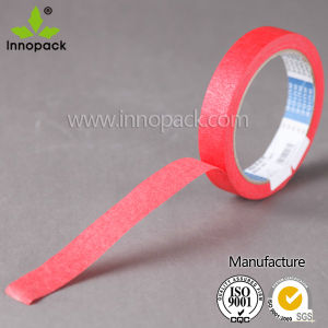 Easy Tear 60~ 80 Degree Masking Spraying Tape pictures & photos