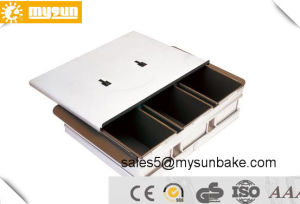 450g Toast Box with Cover for Bread Bakery pictures & photos
