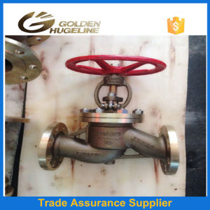 DIN Standard Dn80 Pn16 Non-Return Globe Valve pictures & photos