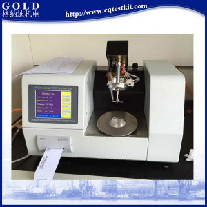 Gd-261d Automatic ASTM D93 Closed Cup Flash Point Testing Instrument pictures & photos