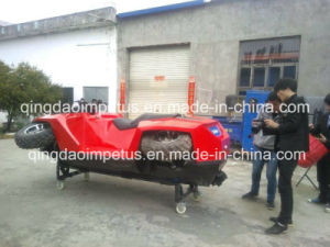 China Hot Selling 800cc 4WD Amphibious Watercraft pictures & photos