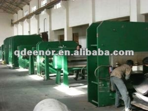 New Style Conveyor Belt Rubber Vulcanizing Machine pictures & photos