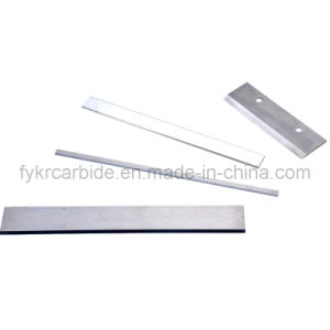 Tungsten Carbide Planer Knives of Machine Tool