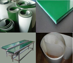 PVC Food Conveyor Belt Manufacturer with High Quality pictures & photos