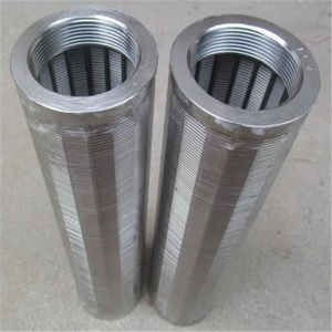 Cylinder Shape Stainless Steel Mine Sieving Mesh pictures & photos