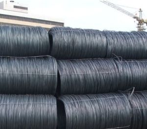 Q195/Q215/Q235/SAE 1008 Steel Wire Rod Wire Rod Coils Steel pictures & photos