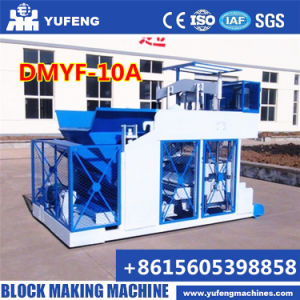 Dmyf-10A Egg Laying Block Making Machine/Mobile Block Machine