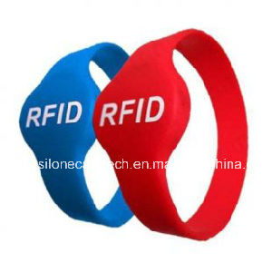 RFID Silicone Wristband for Swimming Pool