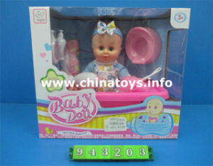 "New Plastic Toy 14""Soft Plastic Doll (943203) pictures & photos"
