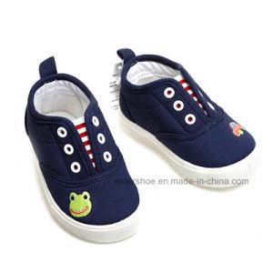 Cute Comfort Canvas Toddler Baby Shoes (ET-WT170442K)