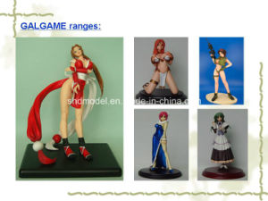 Custom Japanese Action Figure (12-22 cm) pictures & photos