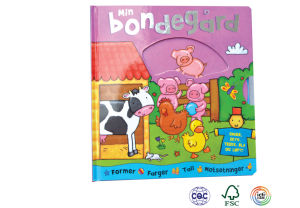 High Quality Children Book Publishers in China