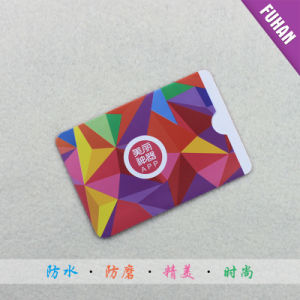 Wholesale Waterproof Colorful PVC Card Holder pictures & photos