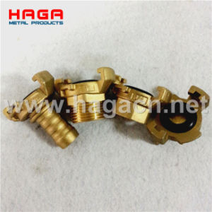 Brass French Type Geka Coupling in Good Quality pictures & photos