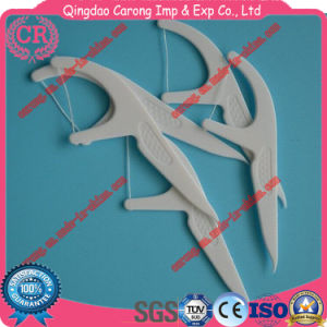High Quality Dental Floss Pick Toothpick Floss pictures & photos